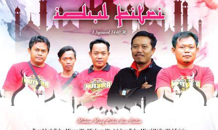 Triyono & Mutiara Enterprise : Selamat Hari Raya Idul Fitri 1440 H, Mohon Maaf Lahir dan Bathin