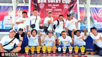 Petarung BC Bitung sukses raih juara umum terbaik BC