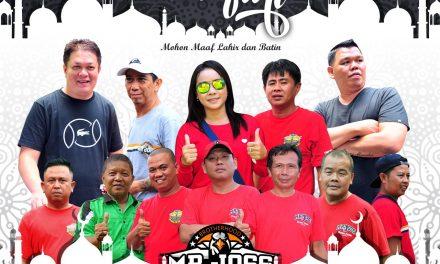 Mr. JOSS & Team : Selamat Hari Raya Idul Fitri 1440 H, Mohon Maaf Lahir dan Bathin
