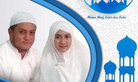 Raden Noviandih & Keluarga : Selamat Hari Raya Idul Fitri 1440 H, Mohon Maaf Lahir dan Bathin
