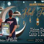 Sigit KM-Kedung Mulyo SF Klaten Mengucapkan Selamat Hari Raya Idul Fitri 1442 H