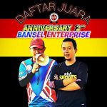 DAFTAR JUARA ANNIVERSARY BANSEL ENTERPRISE 2th WARUNG LOBAK SOREANG 25-09-2020