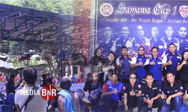 Kerjasama Apik BnR Sumbawa, Samawa CUP 1 Jadi Barometer Kicau Mania NTB