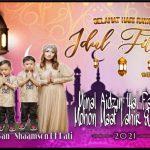 Wawan – Shaamson BF Pati Mengucapkan Selamat Hari Raya Idul Fitri 1442 H