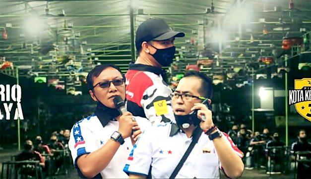 Luar Biasa 'Love Bird' di Piala Kota Kembang 3