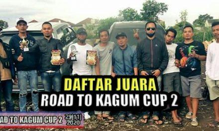 DAFTAR JUARA ROAD TO KAGUM CUP 2 – BnR LEUWEUNGTIIS BANDUNG 29-11-2020