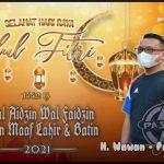 H. Wawan – Passhop Pekalongan Mengucapkan Selamat Hari Raya Idul Fitri 1442 H