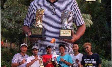 Mahameru Hattrick di Kudus Cup 2018