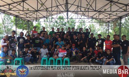 Spektakuler 1st Anniversary Pejuang Pentet Purwakarta