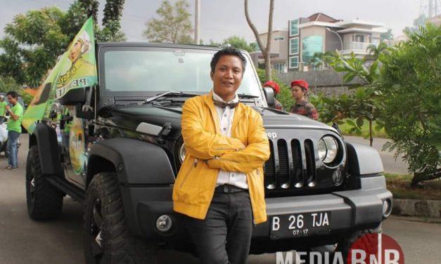 Teddy Jun Askara(TJA) Menyambut Kicaumania dan Juri BnR Pusat