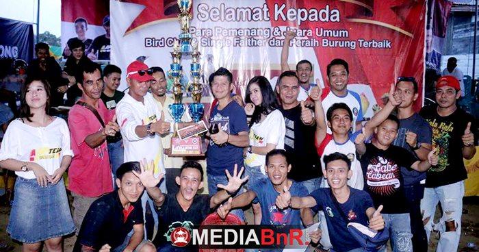 Upinipin Kenari Squad Kenari Besutan King's Man BC Stabil Di Jalur Juara