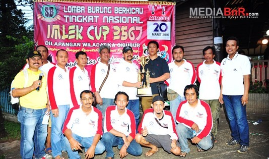 Fitri BKS dan 279 Team Sabet Juara Umum