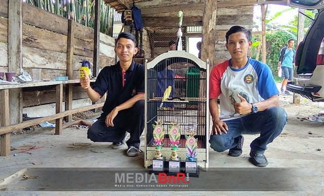 Kenari Pk Double Winner di Gelaran Alung Berkat 99 Bersama BnR