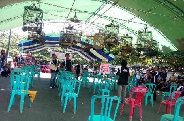 BnR Cabang Gorontalo Tandang ke Kandang Kawan dan Pantang Pulang Sebelum Gantang