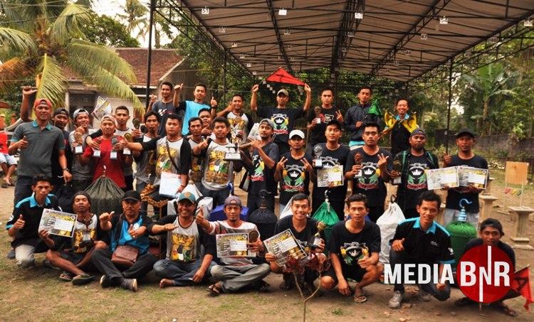 Barca & Pangeran  Tampil Maksi, 454 Team & Zgho Cup Raih Juara Umum