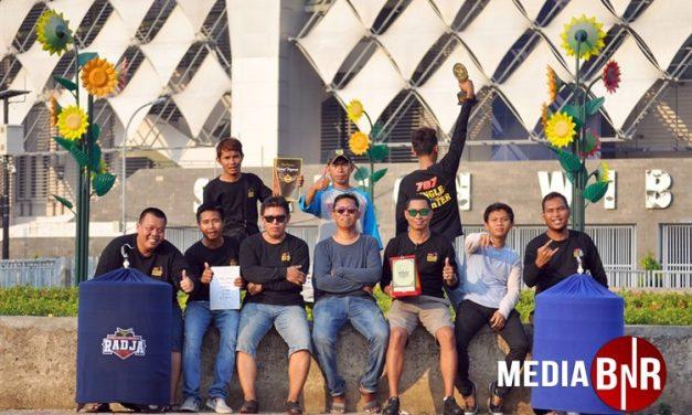 Tak urung Diistirahatkan, MB Datuk Mustika Kembali Juara di Bekasi Vaganza