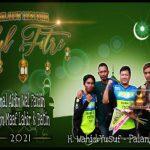 H. Wahid Yusuf-Palangkaraya Mengucapkan Selamat Hari Raya Idul Fitri 1442 H