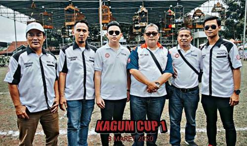 WANI BC dan ROYAL SAKURA JUARA UMUM KAGUM CUP I 2020