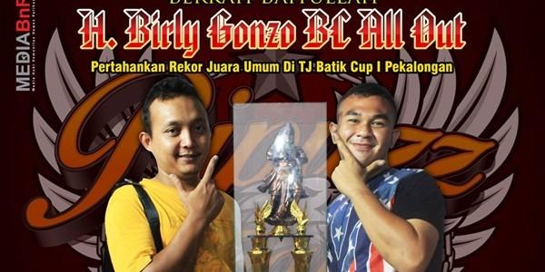 ADV BIRLY - JUARA BC BATIK CUP