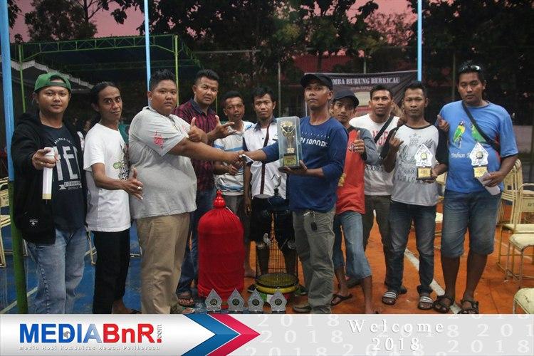 AF Jepara Team Juara Umum BC