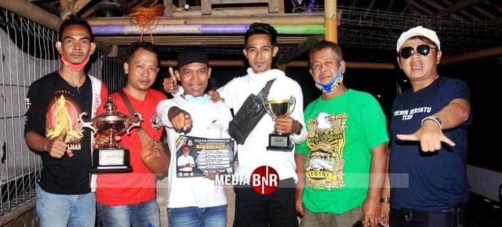 Dua Pekan Dipinang, Murai Batu Damar Wulan Sudah Borong Juara di Bekasi  Cup 1