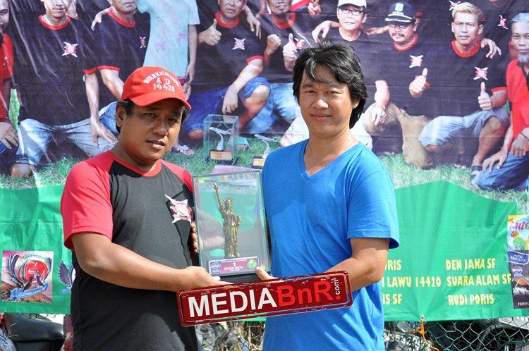 Black Hunter Cetak Nyeri di Anniversary 1st BKM Tangerang