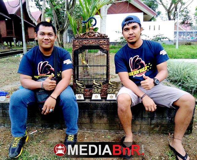 Raih Double Winner Oppa Kenari Kampung Besutan Aap Rapenstar Siap Bersaing Di Metro Bird Festival