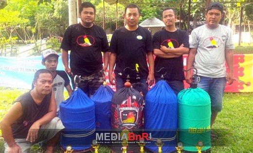 Juwita Begitu Menggoda, Abah SF Borong Juara