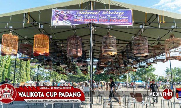 Walikota Padang Cup IV Akan Di Buka Kelas Khusus Murai Batu Ring