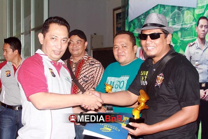 Hatrik di Kapolda Banten Cup III, Raja Tuak Buktikan Bukan Jago Kandang