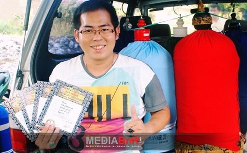 KKLB Mendominasi… Gedeg dan Monic Tampil Cemerlang