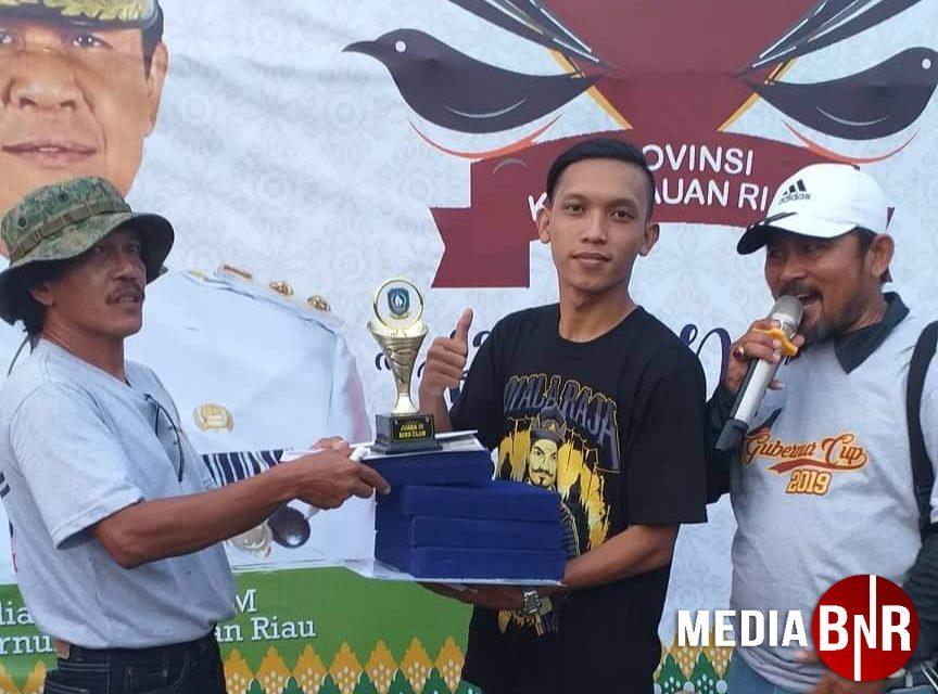 Lion SF Palembang Borong Juara di Kelas Kenari