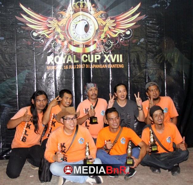 Ade - Yehezkiel KKLB Bandung Borong juara