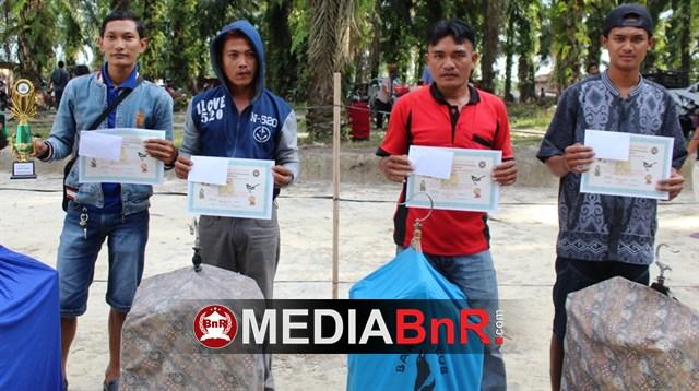 Adebayor Milik Mr Farid Keluar Sebagai Juara di Kapas Tembak Bintang