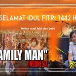 Adimas – Team Family Man Indonesia Mengucapkan Selamat Hari Raya Idul Fitri 1442 H