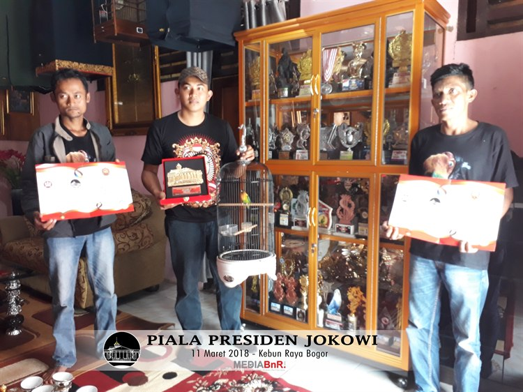 Aksi Spektakuler Bebek Sumatera di Piala Presiden Jokowi