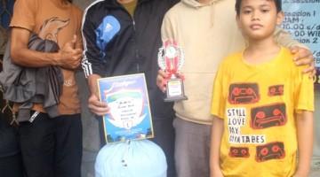 Agoes sukses di Balibu