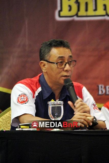 18 Maret Road Borobudur Cup Dimulai