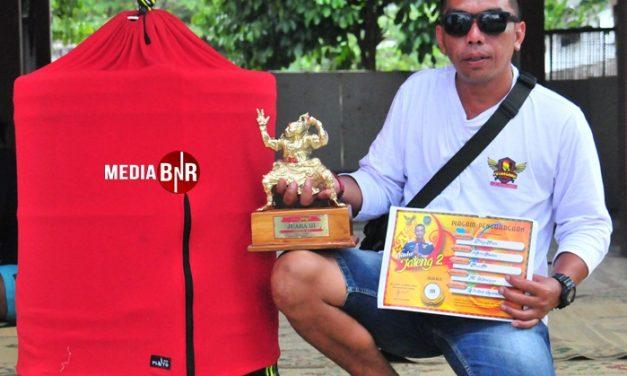 Big Boss anak Kaisar pertama moncer di Piala Jateng 2 (04/04/2021)