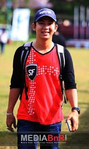 Ahien Borong Juara di Kenari