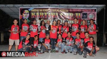 Ahien dan Panitia Kartini Cup  II