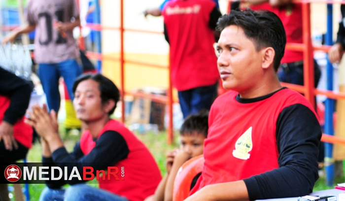 AHMAD SUPARJAN: Terima kasih kepada Sahabat Kicaumania dan Team JBI Makassar