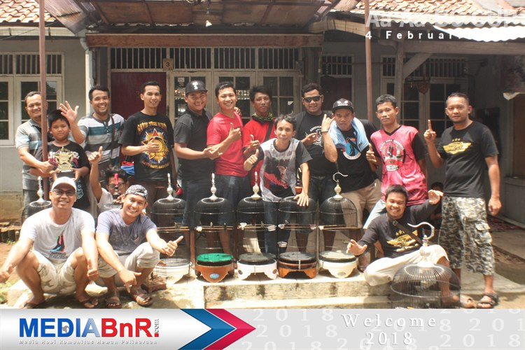 Ajang pembuktian Ultra Man milik Banu dari KMP Bekasi rebut juara ke-1 di Konin lomba Aa_Aa BC Cup I Bekasi