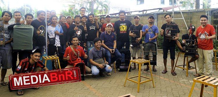 Ajang silaturahmi Ciblek Mania  Tangerang