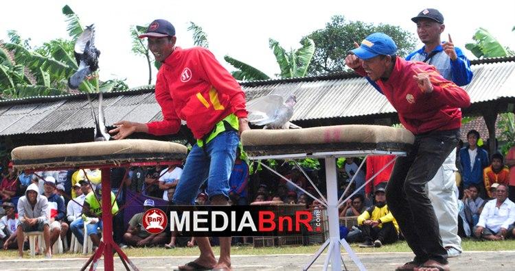 Aksi Mac Giver di Nasional Lebak Siu Purwokerto.