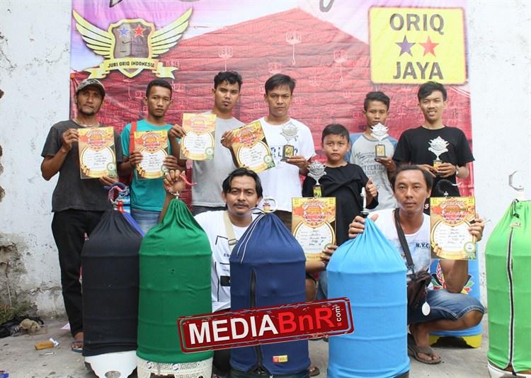 Aldo - Blue, Manis & Kanzah, Dominasi dan Borong Juara dikelas Lovebird