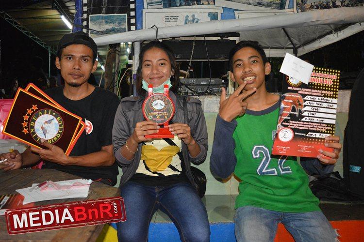 Aldo Indra & Yudi sukses orbitkan Titi Waluyo