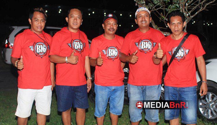 Aldy B16 Team - MB Prabu dan LB Paud JR di Podium Utama