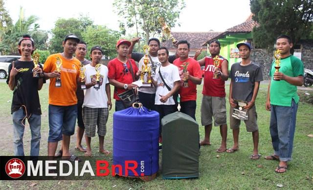 Enjoy Sapu Bersih Kelas Cucak Hijau, All Star BC Sehari 2x Juara Bird Club