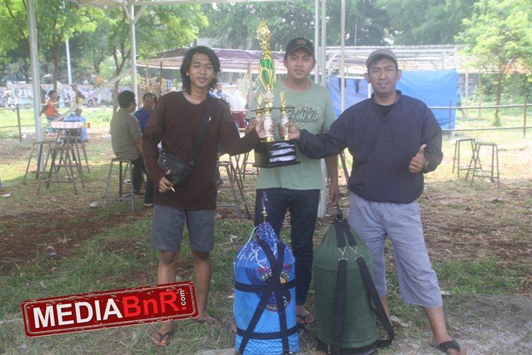 Alza BC sukses merebut juara Umum  BC